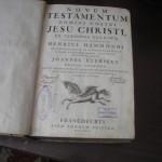 Новий Заповіт (лат. мовою), 1714 рік