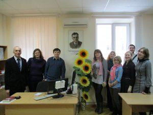 Я. М. Ніколаєнко читальний зал Фонду В.О.Сухомлинського